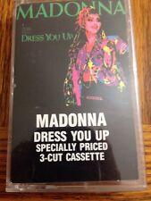 Madonna Dress You Up Single Cassette Ultra Rare Only One On eBay! USA