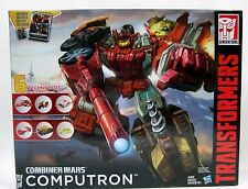Transformers COMBINATORE GUERRE Technobots/COMPUTRON Gift Set NUOVO IN SCATOLA SIGILLATA