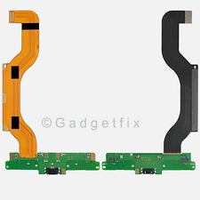 Nokia Lumia 1520 Charging Charger Dock Port Micro USB Connector Mic Flex Cable