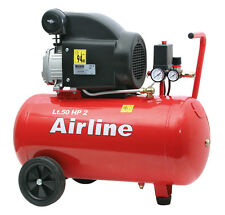 SIP Airline 50ltr Air Compressor, Direct Drive 2hp ideal for air tools.