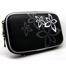 Hard Carry Case Bag Protector For Rikiki Lacie 640Gb Usb Portable Hd 1Tb 2Tb_bla