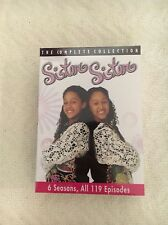 SISTER SISTER The Complete Collection Series Seasons * NEW * DVD RECALLED *RARE*