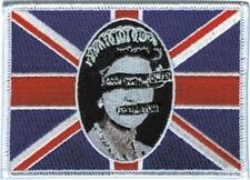 SEX PISTOLS - God Save The Queen English Punk Rock N' Roll Band Iron - On Patch