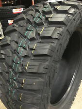 4 NEW 35x12.50R20 Kanati Mud Hog M/T Mud Tires MT 35 12.50 20 R20 10 ply