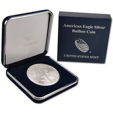 2016 American Silver Eagle in U.S. Mint Gift Box