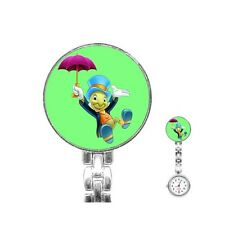 Disney Jiminy Cricket Nurses Fob Watch [40903715]