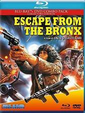 Escape From the Bronx (Blu-ray/DVD, 2015, 2-Disc Set)