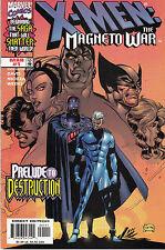 X-MEN:MAGNETO WAR 1...VF/NM...1999...Alan Davis,Lee Weeks...Bargain!