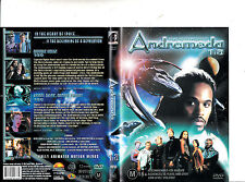 Andromeda:1.3-2000/2005-TV Series USA-Episodes 105/106-DVD