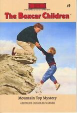 The Boxcar Children Mysteries: Mountain Top Mystery 9 by Gertrude Chandler...