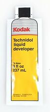 KODAK TECHNIDOL LIQUID DEVELOPER 8OZ.