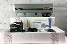 1/32 scale model FRANKLIN MINT 1979 Freight Liner Tractor & Trailer SET
