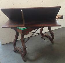 Table renaissance / Table a entrtoise / Guéridon / Console
