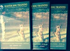 Obedience Dog Training DVD Set (3 DVDs) 748252821454
