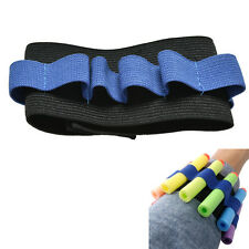 1X Wrist Toy Carrier Bullet Pouch Wrist Soft Nerf Bullet Accessories KidsToy WB