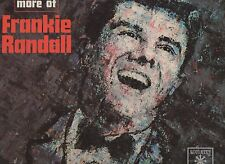 FRANKIE RANDALL disco LP 33 stampa AMERICANA More of MADE in USA