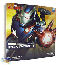 Play Imaginative Marvel Iron Man 3 Super Alloy 1/12 Scale IRON PATRIOT
