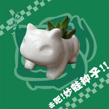 Pocket Monster Bulbasaur Home Decoration Plant Flowerpot Succulents Ceramic Pots