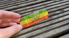 D-WOOD G6 HOLZ FINGERBOARD DECK (100% Handarbeit) neu handmade tape board X