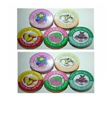 Candy Kisses Natural Lip Balm 10pack clear mint chocolate marvelous mango etc...