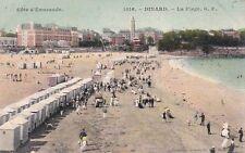 DINARD 1016 la plage coll germain
