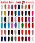 Bluesky DANCE RANGE UV/LED Soak Off Gel Nail Polish Manicure 10ml Free Wraps