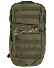 US ONE STRAP ASSAULT MOLLE Allround Army Outdoor PACK Rucksack LARGE oliv