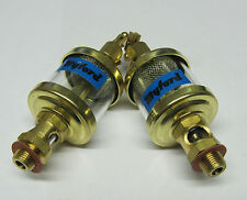 NEW GENUINE MYFORD PAIR OF DRIP FEED OILERS FOR ML7 LATHE Direct From Myford Ltd