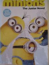 Minions : The Junior Novel by Universal Studios Staff and Sadie Chesterfield