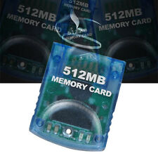 512MB Memory Card Stick for Nintendo GameCube Wii NGC Video Game Console
