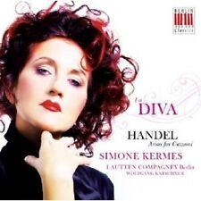 SIMONE/LAUTTEN COMPAGNEY KERMES - LA DIVA-ARIAS FOR CUZZONI  CD NEU