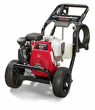 PowerBoss 20649 Gas Powered Pressure Washer 3100 PSI 2.7 GPM Honda GC190 Engine