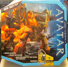 James Cameron's Avatar RDA Combat Amp Suit Mattel 2009 NEW