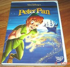 Disney''s PETER PAN Special Edition SE (2006) ~ GENUINE US/Can. R1 1 Disc DVD