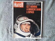 PARIS MATCH N°833 27/03/1965 Espace Leonov URSS Tournoi 5 nations Picasso  I43