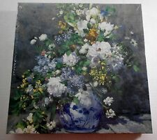 Spring Bouquet Renoir French 500 Piece Floral Jigsaw Puzzle New Sealed