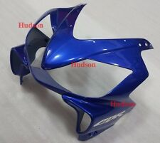 Front Nose Cowl Upper Fairing For HONDA CBR600 F4i 2001-2006 CBR600F4i Blue