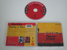 MILES DAVIS/SKETCHES OF SPAIN(COLUMBIA-LEGACY CK 65142) CD ALBUM