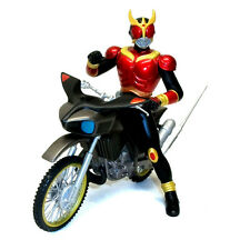 "Japanese Manga Anime Rangers MASKED RIDER 6"" boxed figure on Bike Style 2"