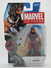 Marvel Universe Warpath Red and Blue Variant Series 5 Figure 025 Action Figure