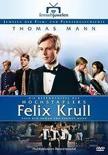 Die Bekenntnisse des Hochstaplers Felix Krull (Thomas Mann) 3 DVD Set NEU + OVP!