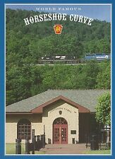 World Famous HORSESHOE CURVE in ALTOONA, Pennsylvania (Out of Print - NEW BOOK)