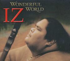 """IZ - Wonderful World - - Israel """"IZ"""" Kamakawiwo`ole - New CD - Free Postage"""