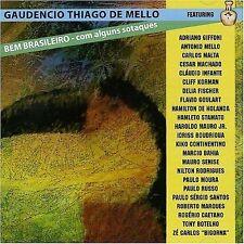 Gaudencio Thiago De Mello  Bem Brasileiro-Com Alguns Sotaques CD Gaudencio Thiag