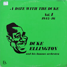 "Duke Ellington his famous orchestra A Date w/ The Duke 1974 vol 1-8LP 12""33 (ex)"