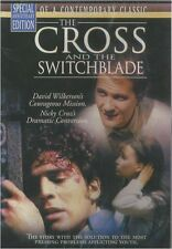 The Cross and the Switchblade- DVD NEW Special Anniversary Edition 2001