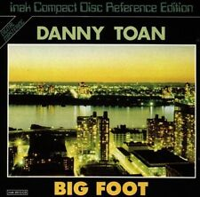 Danny Toan - Big Foot (1990)  CD  NEW  SPEEDYPOST