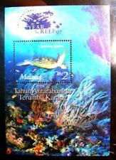 1997  MINT MC-214M - INTERNATIONAL YEAR OF THE REEF