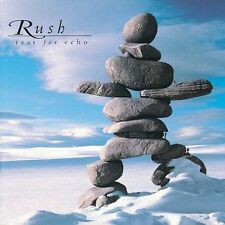 Test for Echo, RUSH,Very Good, BMG CD- with front and back artwork,Audio CD, Mus