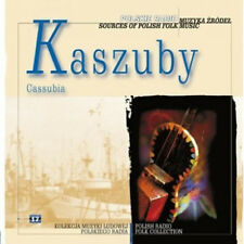 CD KASZUBY  * Sources of Polish Folk Music 17